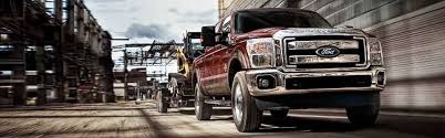 Towing Capacity of Ford Trucks | New Way Ford