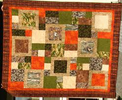 Hunting Themed Quilt for a girl & Attached Images Adamdwight.com