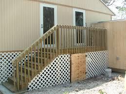 diy deck railing ideas designs pictures from wood metal cable alumunium fiberglass