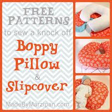 poppy pillow slipcover