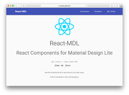 best reactjs ui frameworks for rapid prototyping hashnode react mdl