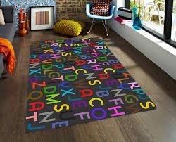 colorful kids rug teal kids rug green rug nursery boys blue rug large childrens rugs