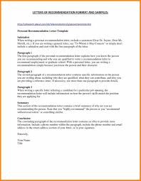 Nursing Letter Of Recommendation Example Climatejourney Org