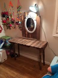 diy vanity table ideas. 36 diy makeup vanity ideas and designs with diy table