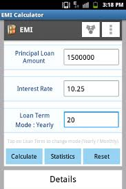 calculator house loan emi calculator for personal loan download