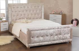 simple sweet dream bedding matrix crushed velvet bed frame fabric and furniture company prospect nsw ottawa