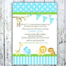 Baby Boy Announcements Templates Baby Boy Shower Invitation Benlennon Com