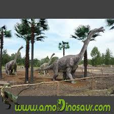 brachiosaurus size life sized rototic dinosaur giant alive real size brachiosaurus