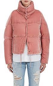 Moncler Cercis Velvet Down-Quilted Coat | Barneys New York & Moncler Cercis Velvet Down-Quilted Coat - Coats - 505229631 Adamdwight.com