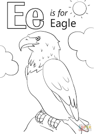 Bald Eagle Coloring Page Free Elegant Head Eagle Coloring Pages Cool