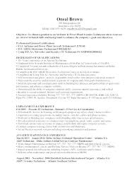 Security Resume Objectives Good Objective For Nursing Resume Nursing ...