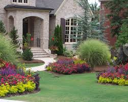 Gallery of Flower Bed Design Front of House