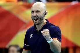 Jamie Morrison, volleybalcoach van een vechtmachine | De Volkskrant