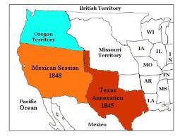 Resultado de imagen de anexión texas usa