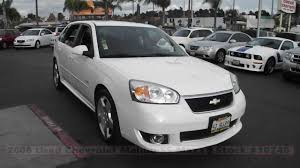 2006 Used Chevrolet Malibu SS Maxx For Sale in San Diego at ...