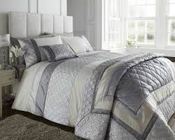 best grey and blue comforter sets