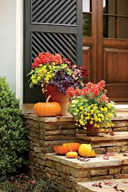 Our Front Porch Winter Container Gardens  Scotts Miracle Gro Container Garden Ideas For Fall