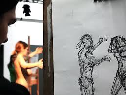 Menschen zeichnen lernen mit akademie ruhr. Allgemeine Kursinfos Nikolaus Reinecke Akt Und Portraitmalerei