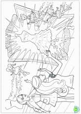 Small Picture Barbie Fashion Fairytale Printable Coloring Pages High Quality