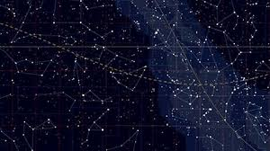 Night Sky Chart The Night Sky Map Maps We Love Esri