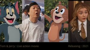 Tom & Jerry Live Action Movie Trailer, cast, release date and more