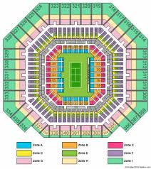 Us Open Arthur Ashe Seating Chart Arthur Ashe Stadium Tickets In Flushing New York Arthur