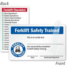 Forklift Certificate Template Free Magdalene Project Org