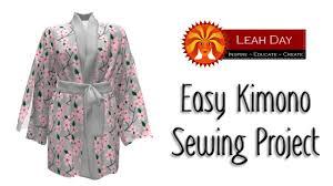Easy Kimono Pattern