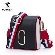 plover women messenger bags famous brands leather bag women cross fake designer bags 2017 new female patchwork handbags