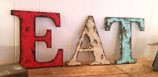 Eat red wooden farmhouse kitchen wall plaque. Pin By Nina Bean Studio On Kitchen In 2021 Eat Kitchen Sign Farmhouse Kitchen Signs Eat Sign
