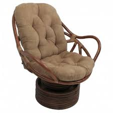 Wicker papasan chair Weatherproof Rattan Swivel Papasan Chair Wayfair International Caravan Rattan Swivel Papasan Chair Wayfair