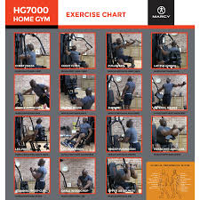 Leg Press Chart Marcy Eclipse Hg7000 Home Gym With Leg Press Buy Online In
