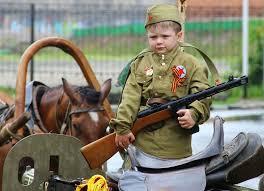 Картинки по запросу милитаризация детей парады коляски