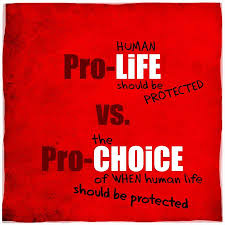 president obama is pro abortion and pro choice  others are pro life and say that abortion is unethical and is considered as a
