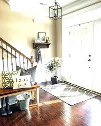 surprising foyer rug size foyer rugs gs entryway best g ideas entry on area rug size
