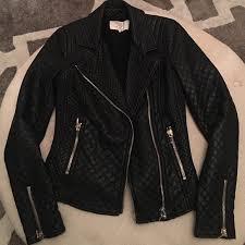 64% off Zara Jackets & Blazers - Zara Trafaluc Quilted Leather ... & Zara Trafaluc Quilted Leather Moto Jacket! Adamdwight.com