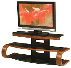 wood tv stand with mount. bent wood tv stand stands with mount bracket image tv