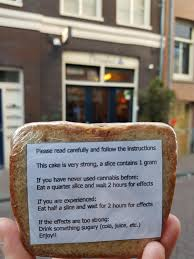 Amsterdam Amsterdaments Of Weed edibles Coffeeshop Paradox 1 The - Gram In Contains Strongest Spacecake