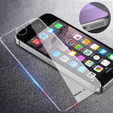 tempered glass on the for apple iphone 5s 5 se 5c screen protector 9h anti blue light protective glass for iphone 5 se scratch resistant screen