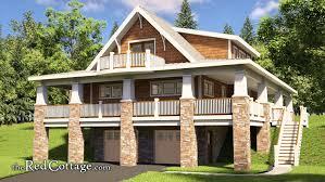 adorable hillside cottage