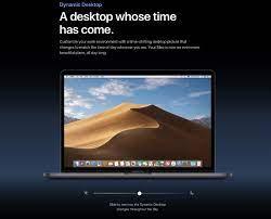 Dynamic Desktop In Macos Mojave Brings ...