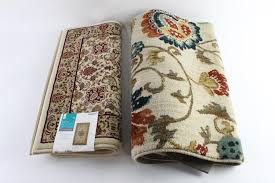 allen roth and other accent rugs 2 pieces