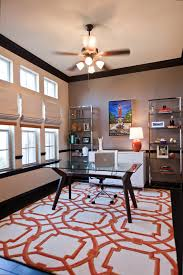 orange and white rug – robobrienme