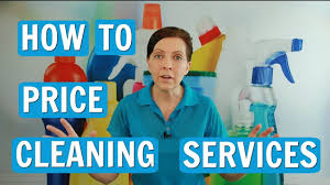 How To Price A House Cleaning Job How To Price Your Service For House Cleaning Youtube