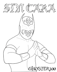 Small Picture Wwe Coloring Pages Printable wwe coloring pages Pinterest