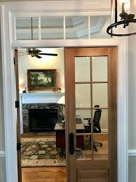 office french doors. Office French Doors Redesign Double N