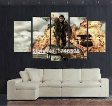 movie poster wall art