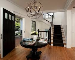 iron orb chandelier