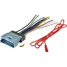 chevy silverado wiring harness buick chevy gmc aftermarket radio stereo install car wire wiring harness cable fits more