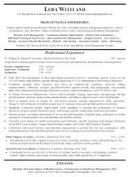 Resume Template Sample Resume For Back Office Jobs An Job Picture